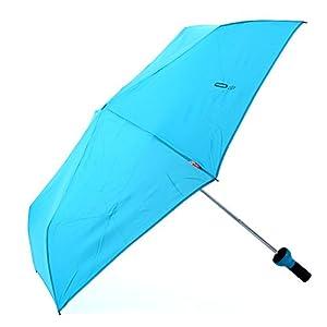 【正規輸入品】 オフェス イザブレラ 0% プラス 全6色 折りたたみ傘 手開き ブルー 6本骨 55cm 010009NB