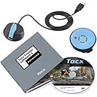 Tacx(タックス) Upgrade Smart Windows PC Smartシリーズアップグレードキット ・Tacx Triner Softwere 4 Advanced for Windows PC/ANT+アンテナ/ANT+コントローラー
