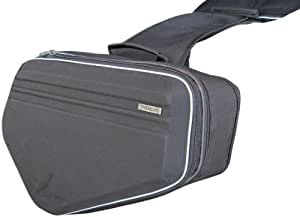 RSタイチ(アールエスタイチ)スポーツ スリムサイドバッグ ブラック 容量13~20L×2 RSB306