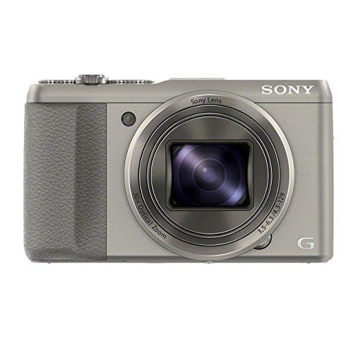 SONY デジタルカメラ Cyber-shot HX50V 2110万画素 光学30倍 シルバー DSC-HX50V-S