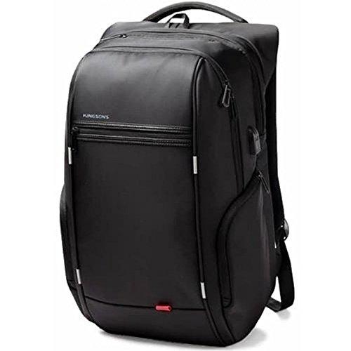 (Willing) バックパック A4サイズ 鞄 カバン PC パソコン 対応 大容量 防水 機能 通勤 通学 出張 ビジネス リュックサック 【正規品】 ブラック 27l