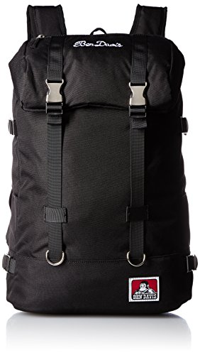 [ベンデイビス] METAL BACKPACK BDW-9061 Black