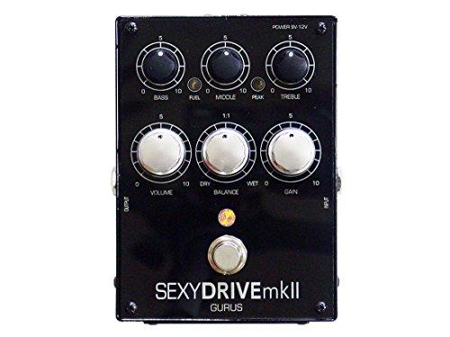 Gurus  グル  SEXY DRIVE mkII