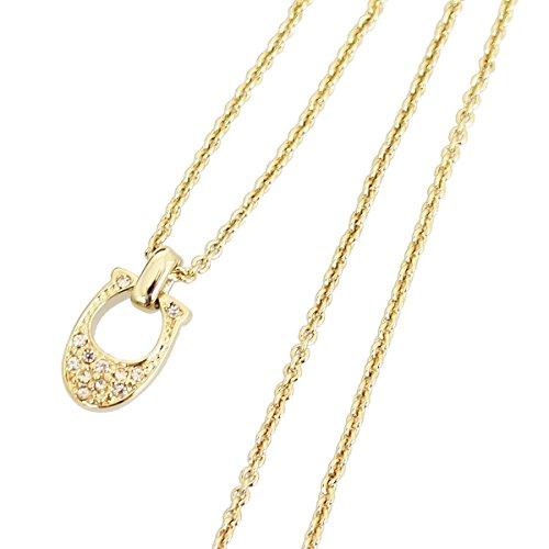 [해외][코치] COACH 액세서리 (목걸이) F54517 골드 GLD 시그너처 목걸이 여성 [아울렛 상품] [병행 수입품]/[Coach] COACH Accessory (Necklace) F54517 Gold GLD Signature Necklace Women`s [Outlet Item] [Parallel import goods]