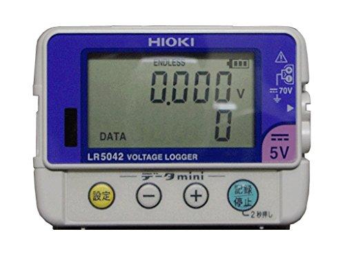 電圧ロガー LR5042 日置電機