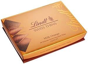 リンツ(Lindt) オレンジ・エキストラシン 125g
