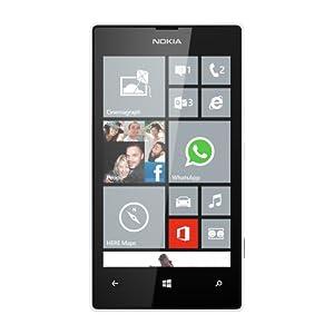 Nokia Lumia 520 (White ホワイト)SIMフリー【並行輸入品】
