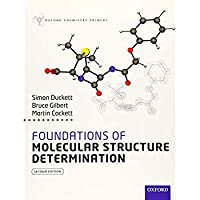 Foundations of Molecular Structure Determination (Oxford Chemistry Primers)【洋書】 [並行輸入品]