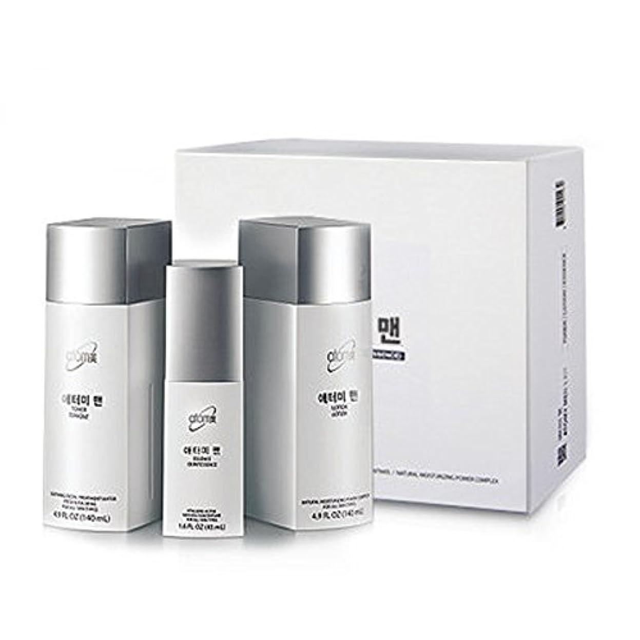 口実圧縮液体ATOMY Men Care Set アトミ メンズケアセット 基礎化粧品 トナー+ローション+エッセンス 2セット [並行輸入品]
