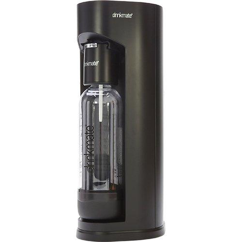 [ドリンクメイト] 炭酸水メーカー マグナムシリーズ グランド ブラック DRM1006