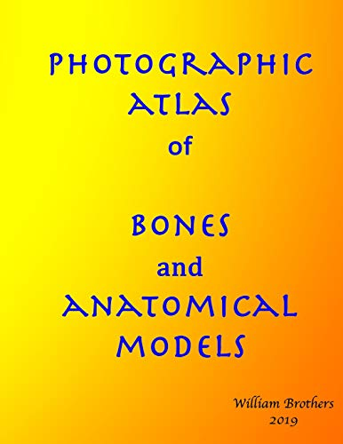 Download Photographic Atlas of Bones and Anatomical Models 1539570444