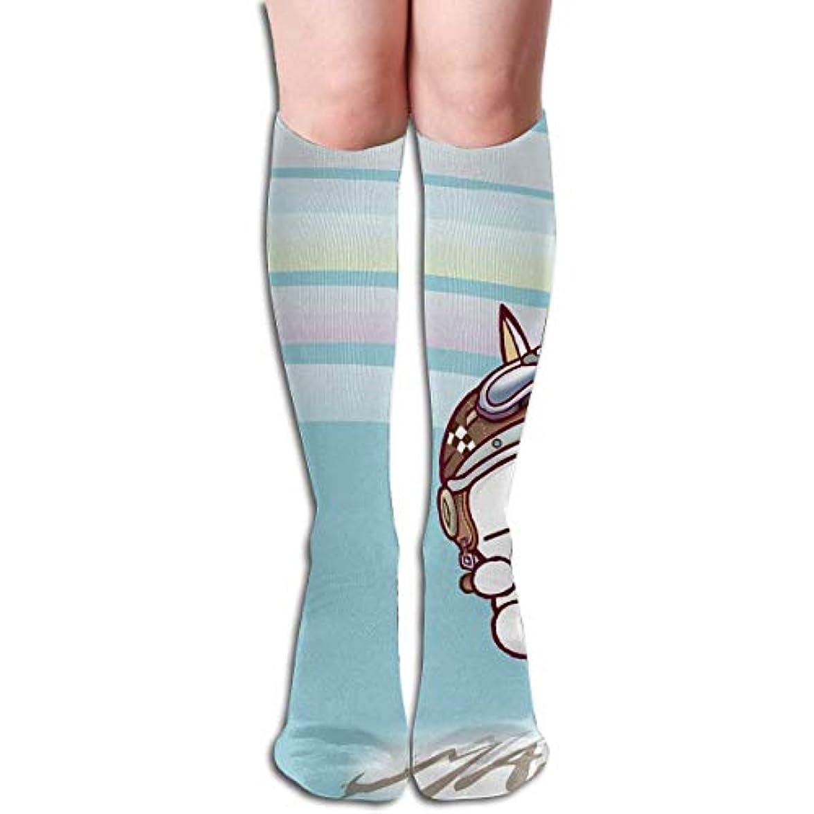 裂け目その他競争力のあるqrriyマシマロチューブストッキングレディース冬暖かい膝ハイソックスブーツ靴下