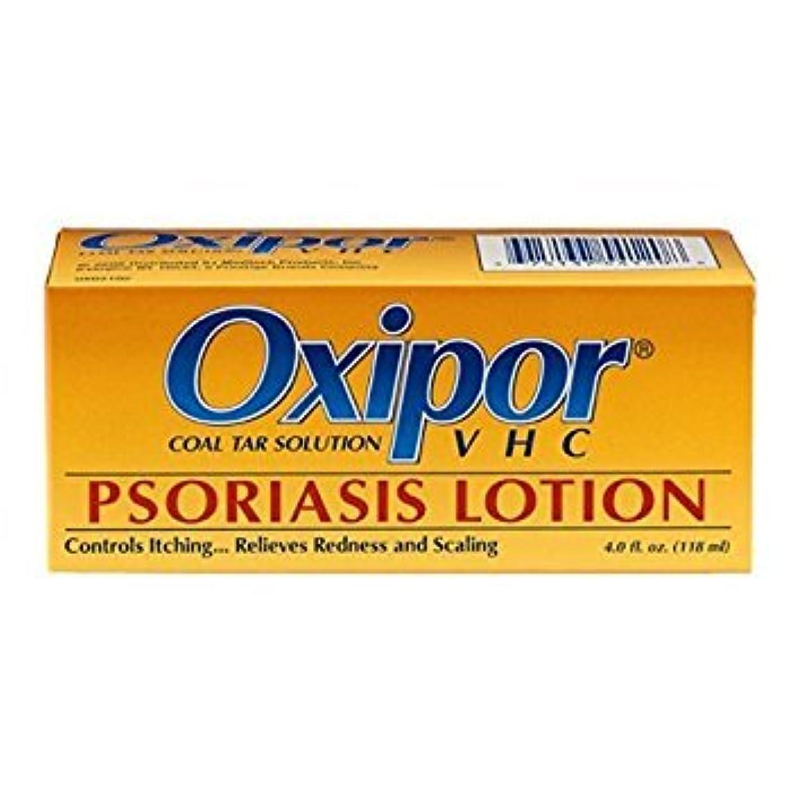騒々しいタヒチ円周オキシポア 乾癬ローション / Oxipor VHC Psoriasis Lotion, (56ml ) [並行輸入品]