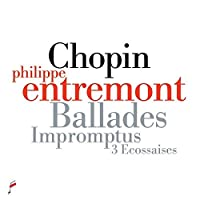 Fryderyk Chopin: Ballades Impromptus & 3 by Chopin