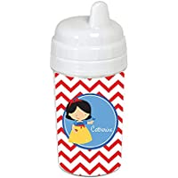 Chevron Snow Princess Sippy Cup