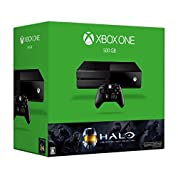 Xbox One 500GB (Halo: The Master Chief Collection 同梱版) 5C6-00098 【メーカー生産終了】