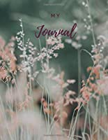 My Journal: A gratitude Journal