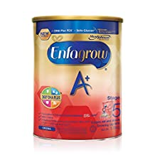 Enfagrow A+ Stage 5  Growing-up Milk Formula 360 DHA+, 6 years onwards, 1.8kg