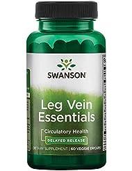 SWASON社 ダイエットサプリ Leg Vein Essentials 60粒(30日分)