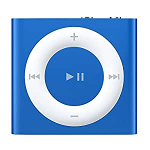 Apple iPod shuffle 2GB 第4世代 2015年モデル ブルー MKME2J/A