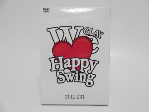 HAPPY SWING 15th Anniversary SPECIAL LIVE ?We Love Happy Swing? in MAKUHARI 2011.7.31