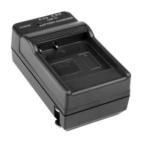 CASIOカシオ NP-40対応互換充電器 EXILIM ZOOM EX-Z700 Z750 Z850 Z1000 Z1050 Z55