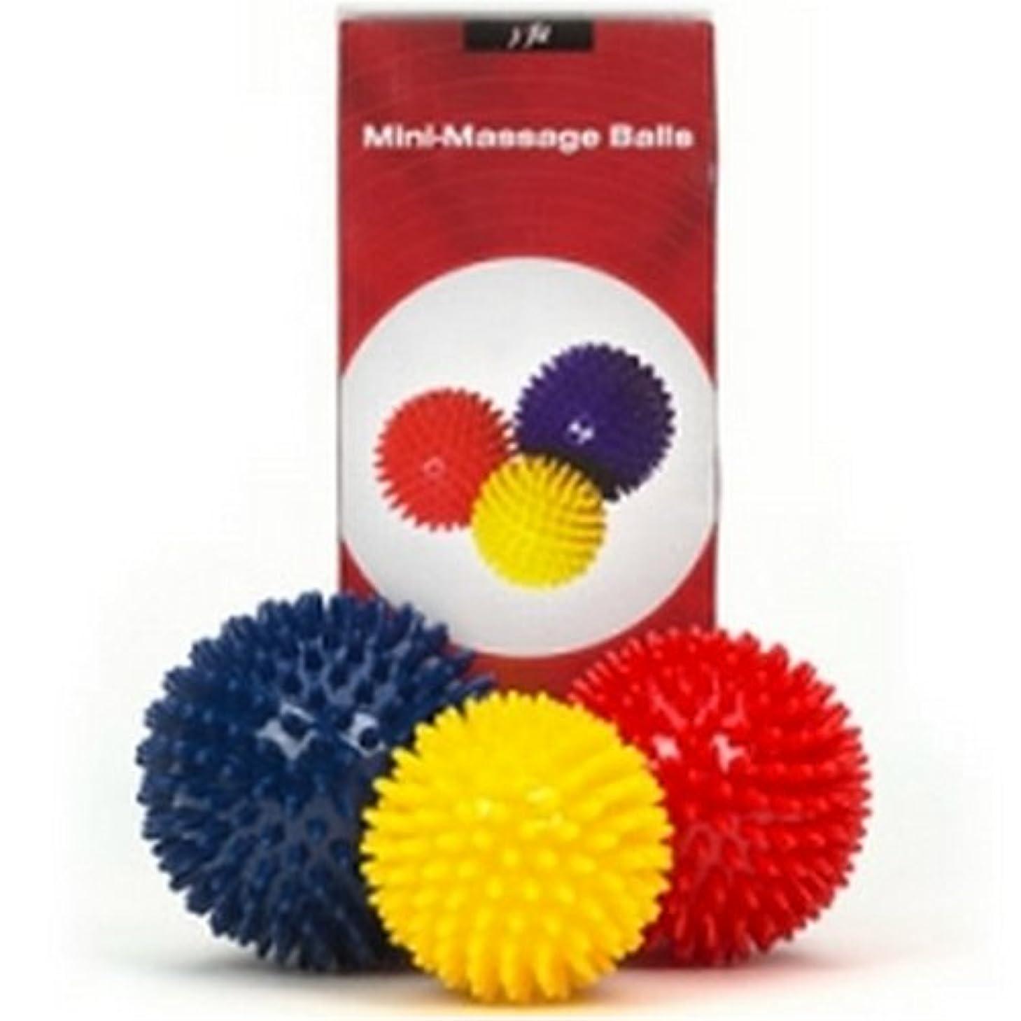 右いわゆる素人J-Fit Mini-Massage Balls 3 balls ?????