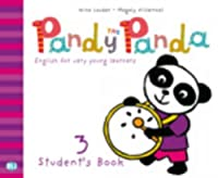 Pandy the Panda: Student'S Book 3 + Song Audio CD
