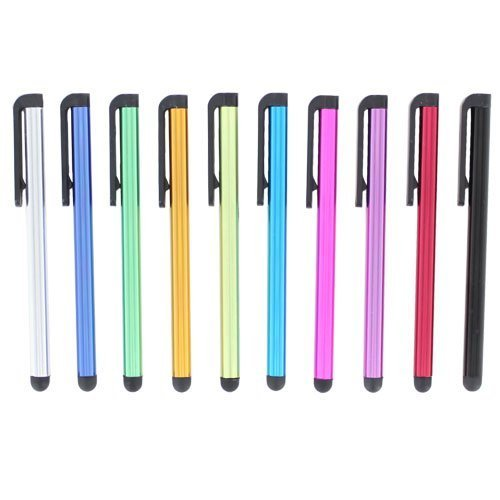 10x Stylus Touch Screen Pen for Ipad 2//3 3rd Iphone 4s 4g 3gs 3g Ipod Touch DT