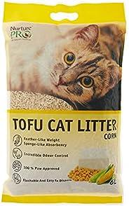 Nurture Pro NT2 Tofu Cat Litter, Corn, 6lb