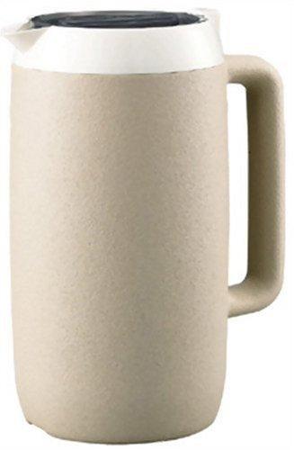 (ZOJIRUSHI) 조지루시 코끼리표 쿨 피처 물통 1.7L DGB-17C 베이지/브라운/그린 색상