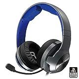 【SONYライセンス商品】ホリゲーミングヘッドセット プロ for PlayStation®4 ブルー【PS4対応】