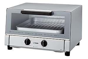 タイガー オーブントースター 「やきたて」 シルバー ワイド KAM-B130SN