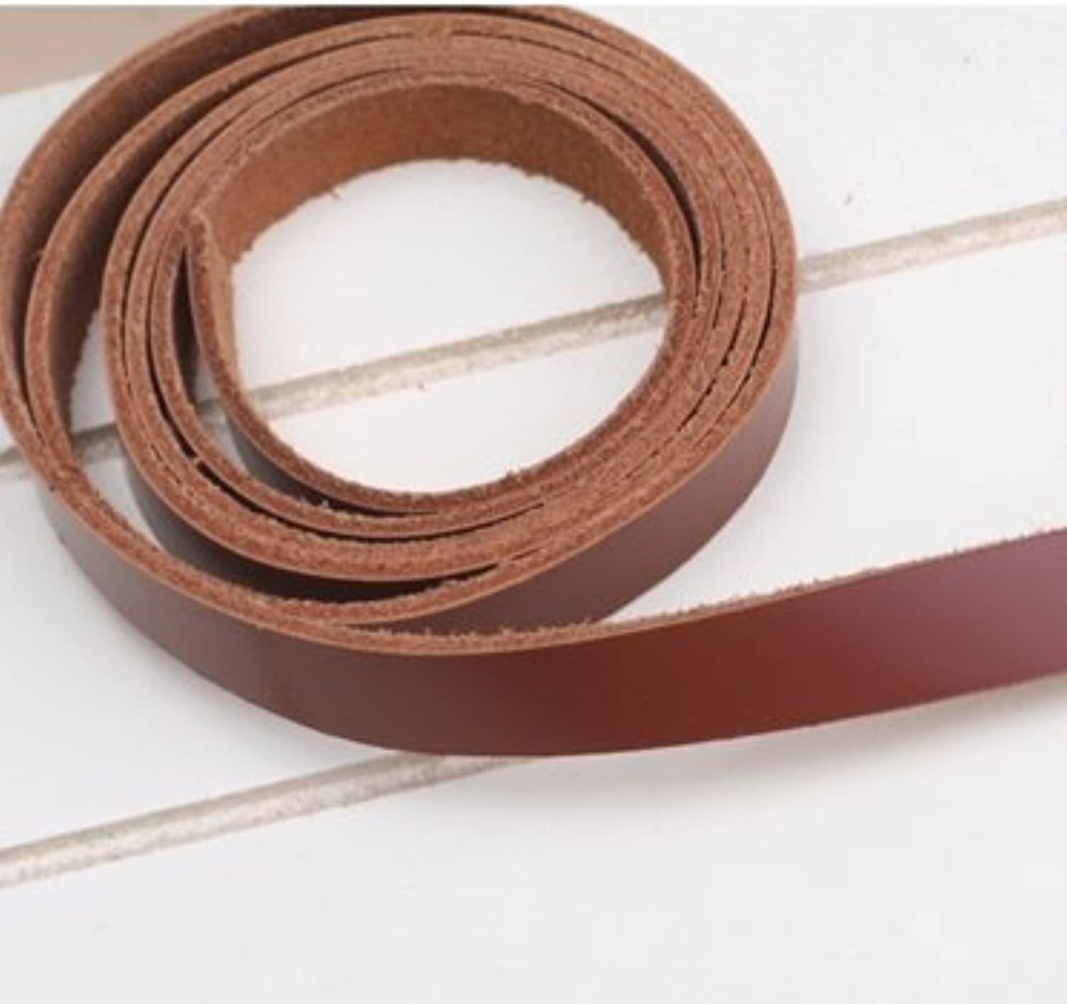 Toy construction - Natural cowhide String 1ea