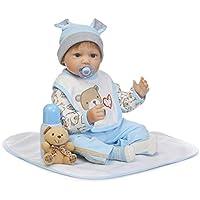 Rebornベビー人形ソフトビニールLifeサイズシリコン生まれRealキッズ人形磁気おしゃぶりおもちゃ22インチ布ボディ