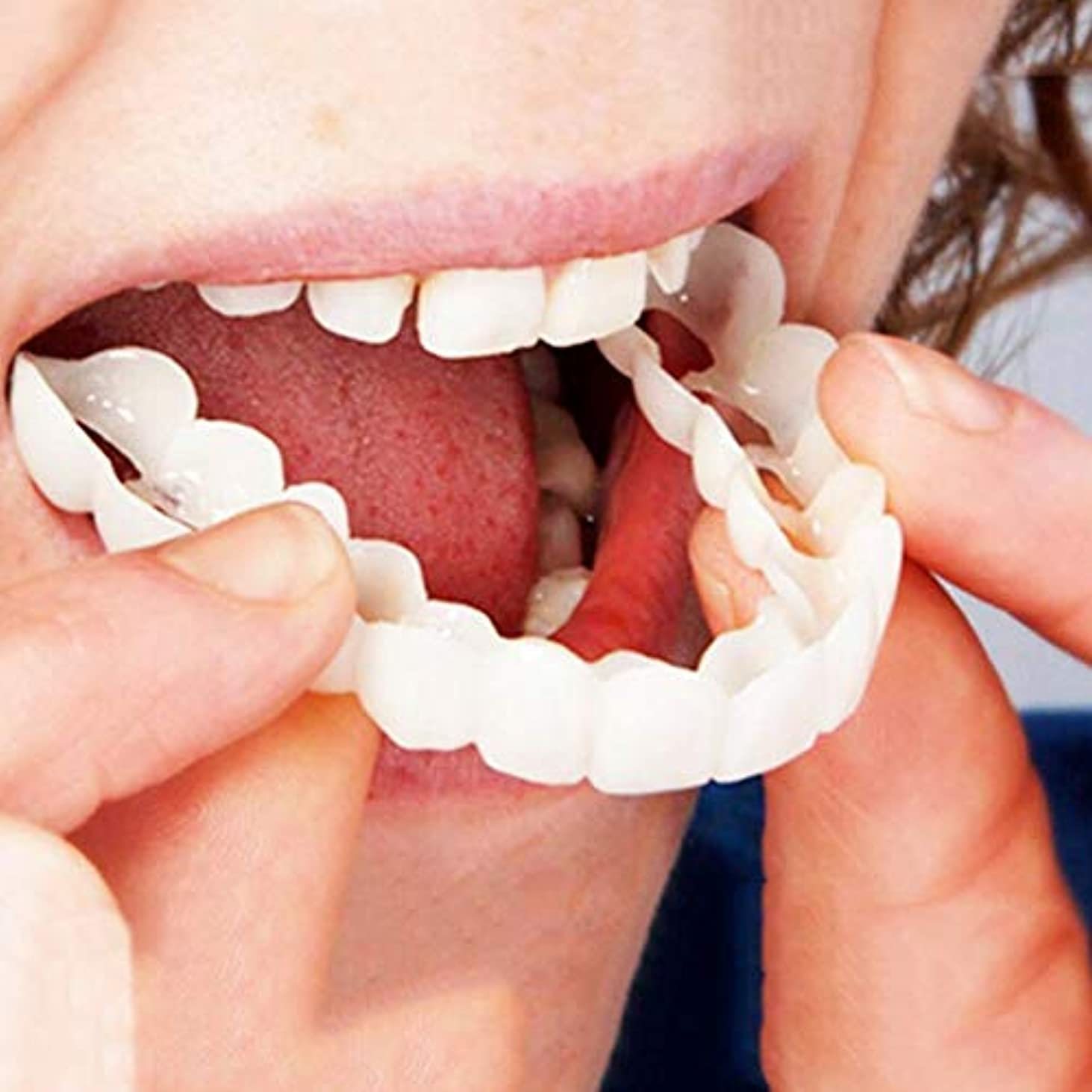 バー講堂肉屋TerGOOSE 歯 矯正 矯正器 歯を白く 矯正用リテーナー 完璧な笑顔 快適な 歯列矯正 歯並び 噛み合わせ 歯リテイナー 歯ぎしり いびき防止 多機能 健康管理ツール 歯の損傷を防ぐ 有効 (下+上)