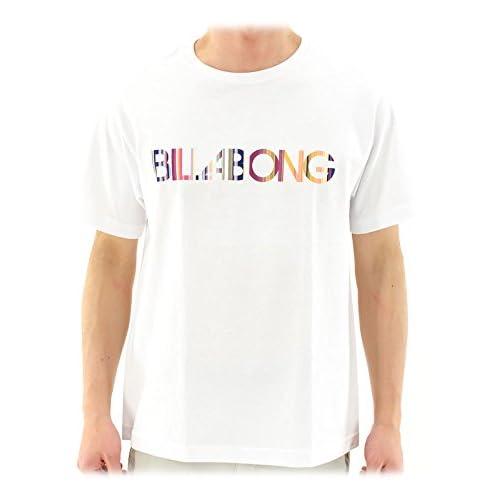 (ビラボン) BILLABONG メンズTシャツ 半袖 AE011227 ロゴプリント 半そでTシャツ XL MCN