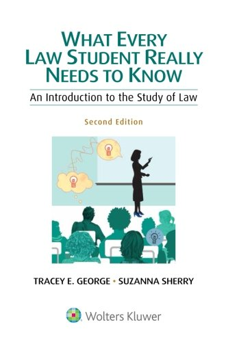 Download What Every Law Student Really Needs to Know: An Introduction to the Study of Law (Academic Success) 1454841524