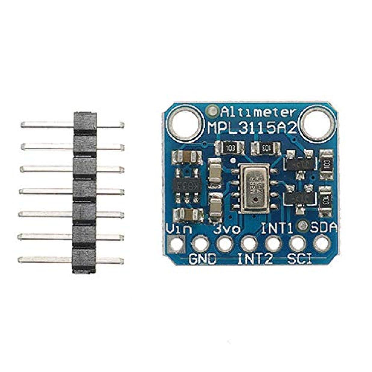 宣言する睡眠スリットArduino用Intercorey MPL3115A2インテリジェント温度気圧高度センサーV2.0