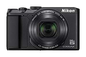 Nikon デジタルカメラ COOLPIX A900 光学35倍ズーム 2029万画素 ブラック A900BK
