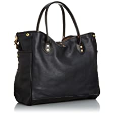 Yuketen Leather Tote w/ Strap 7642