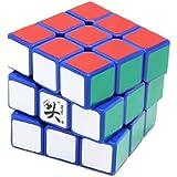 DaYan 5 ZhanChi 3×3×3 スピードキューブ 青素体 組立済