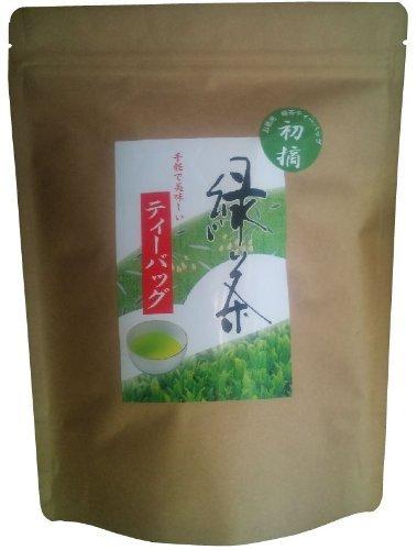 大塚製茶 お徳用初摘緑茶 ティーバッグ 5gX60袋