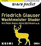Wachtmeister Studer. CD. . Kriminalhoerspiel
