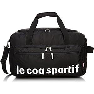 [ルコックスポルティフ] Le Coq Sportif ドフィーヌボストン 36130 001 (ブラック)