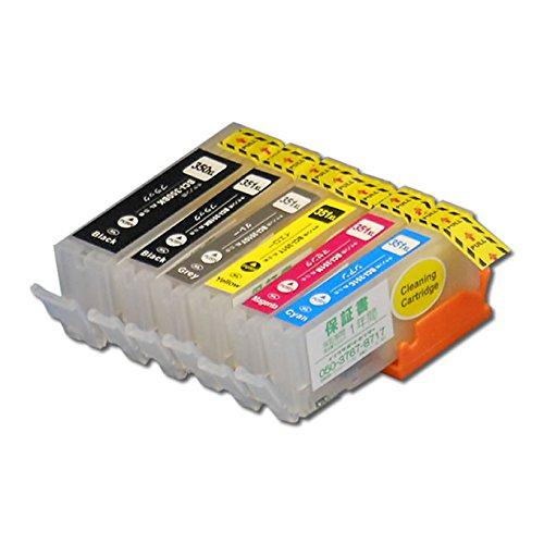 【 洗浄カートリッジ 】キヤノン 用 BCI-351/350 対応 目詰まり 洗浄カートリッジ 6色タイプ用 インクのチ...
