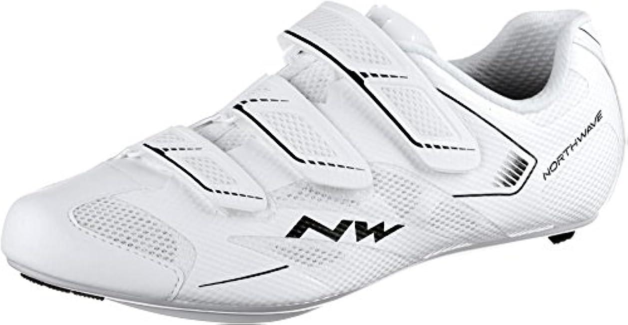 効能定規ハミングバードNORTHWAVE(ノースウェーブ) SONIC 2 WHITE サイズ:42.5
