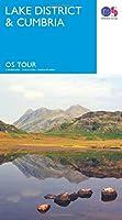 Lake District & Cumbria (OS Tour Map)