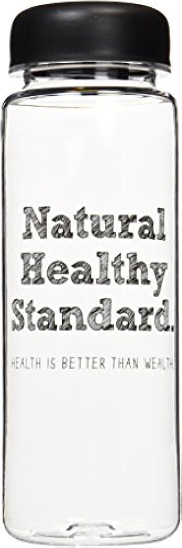 海港使い込む第Natural Healthy Standard ロゴ入り ドリンクボトル 500ml
