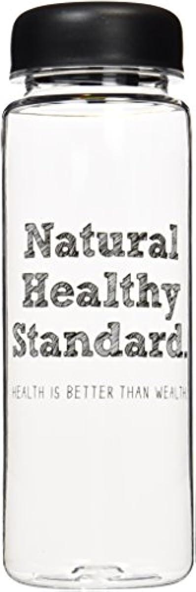 Natural Healthy Standard ロゴ入り ドリンクボトル 500ml